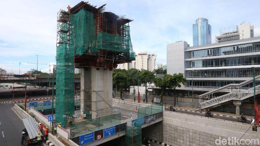 Kritik soal Utang, BPN: Cicilan Lebih Besar dari Anggaran Infrastruktur