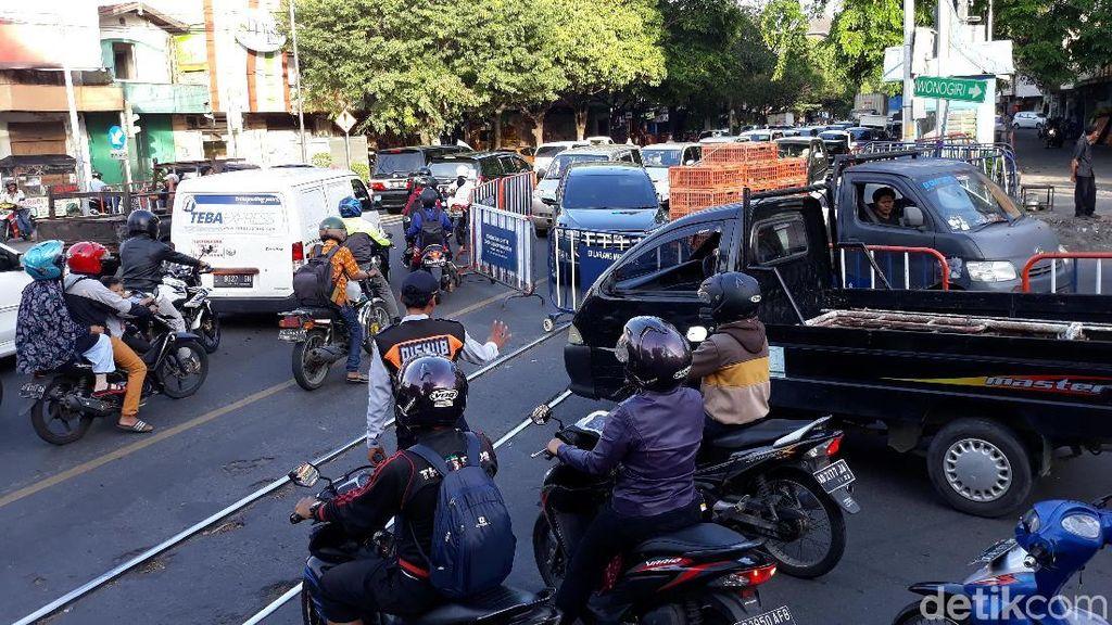 Ada Haul Habib Ali, Jalan Kapten Mulyadi Solo Ditutup Sore Ini