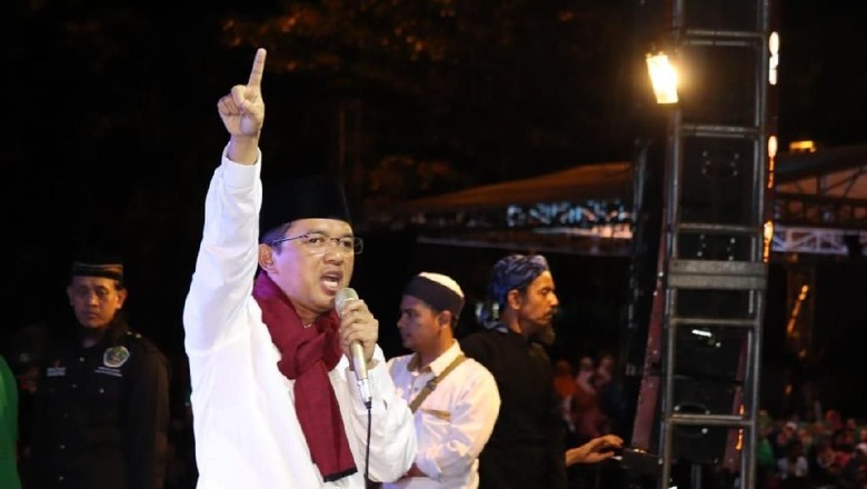 Bima Arya Kode Satu Jari, TKN Yakin Jokowi-Maruf Menang di Jabar