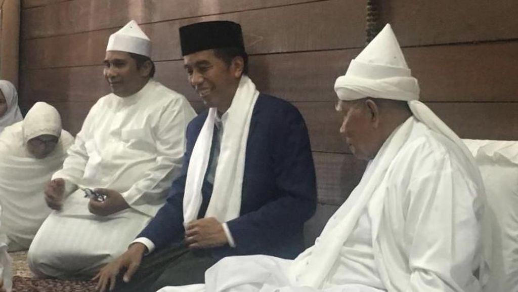 Ulama Karismatik Langkat Sumut Syekh Hasyim Al-Syarwani Wafat