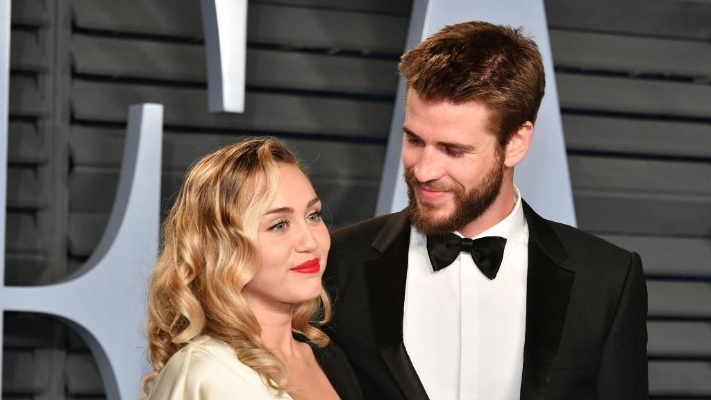 Nikah di Rumah, Ini Bujet Pernikahan Miley Cyrus dan Liam Hemsworth