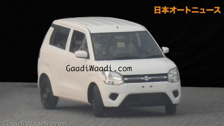 Suzuki Karimun Wagon R Foto: Pool (gaadiwaadi)