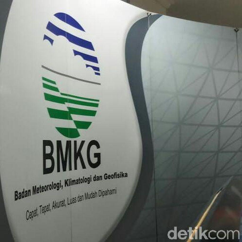 BMKG Prediksi Jakarta Cerah Hari Ini