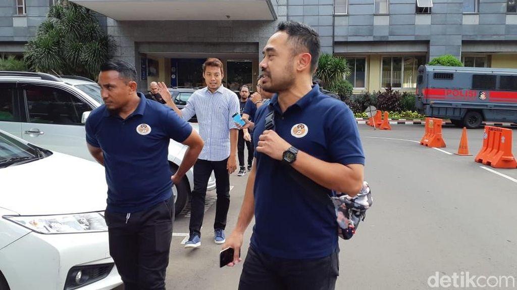 Saat Ponaryo cs Bicara Pengaturan Skor di Polda Metro Jaya