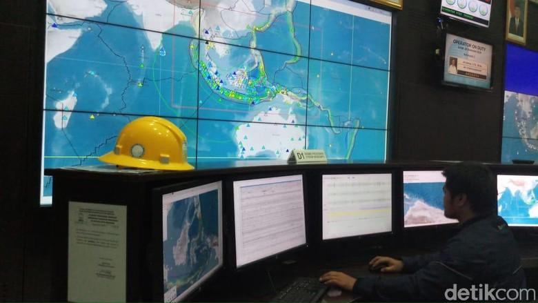 Sederet Peralatan BMKG untuk Pantau Gempa sampai Tsunami