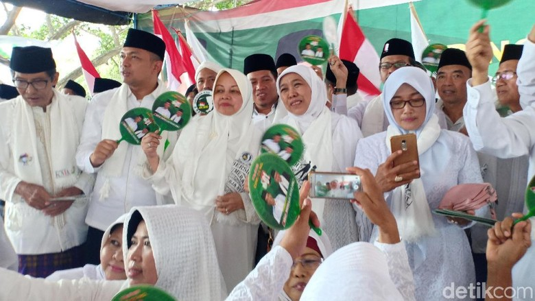 Perpaduan Khofifah-Emil dan Gus Ipul-Mba Puti, Menangkan Jokowi-Maruf