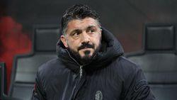 Performa Milan di Babak Pertama Bikin Gattuso Kecewa