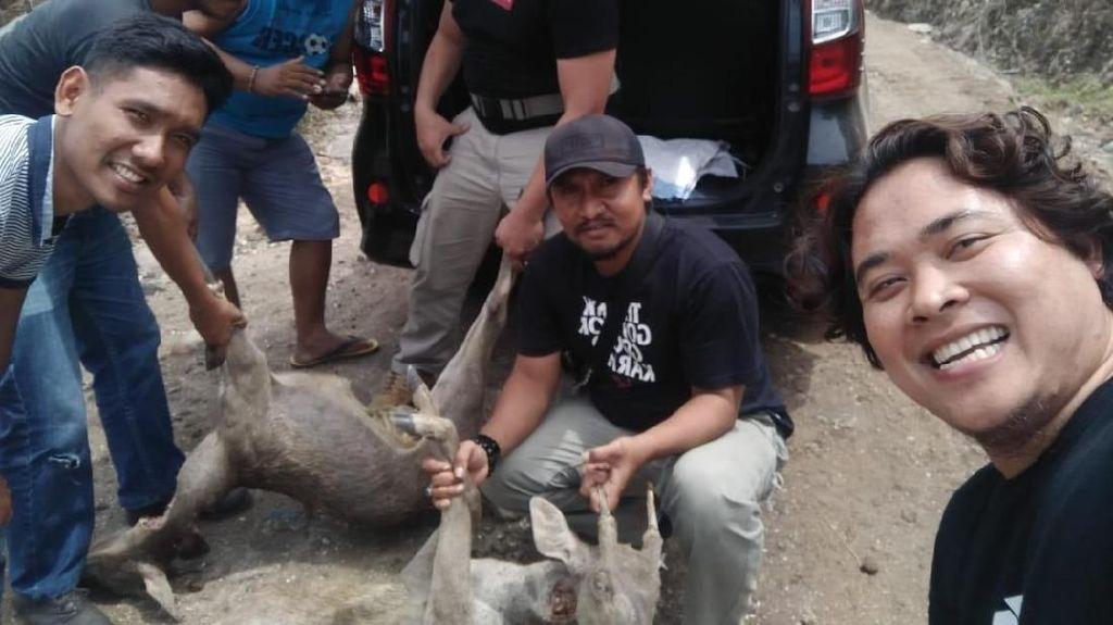 Polisi Tangkap Pemburu Rusa di Pulau Komodo