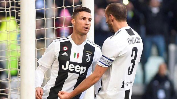 Juventus unggul jauh di puncak klasemen Liga Italia.