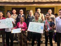 Korban Tsunami di Pandeglang Buat Ulang e-KTP, KK & Akte Lahir