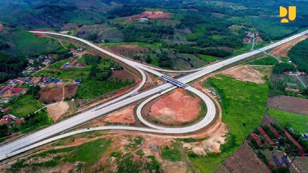 Tol Trans Sumatera Jadi Backbone Aceh hingga Lampung