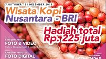 Masih Ada Waktu Ikut Photo & Video Contest Wisata Kopi Nusantara BRI