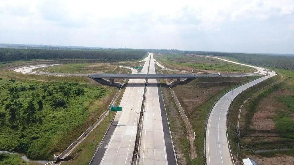 Proyek Tol Trans Sumatera Terus Dikebut, Cek Progresnya di Sini
