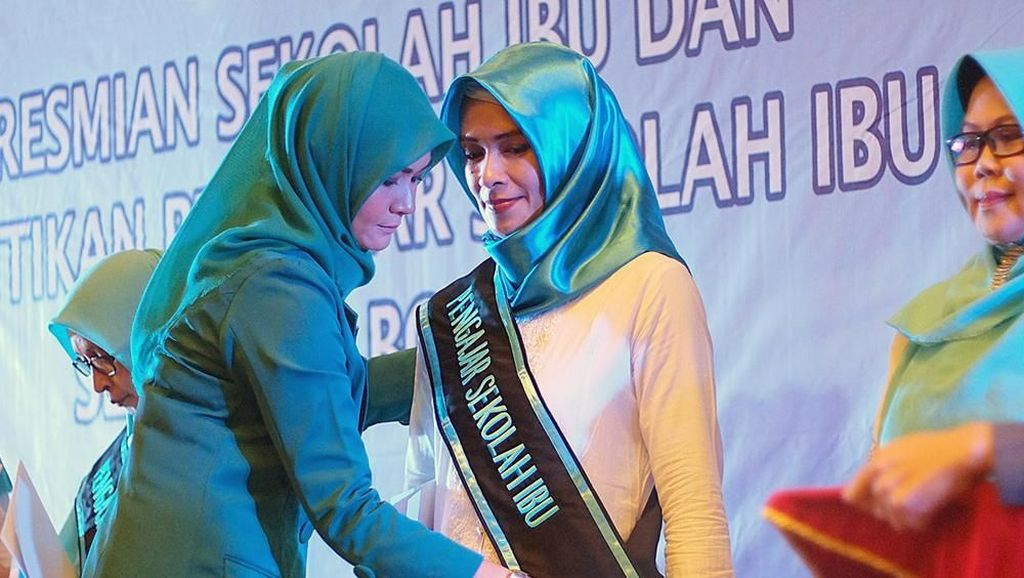 Menengok Sekolah Ibu di Kota Bogor yang Jadi Acuan Hengky Kurniawan