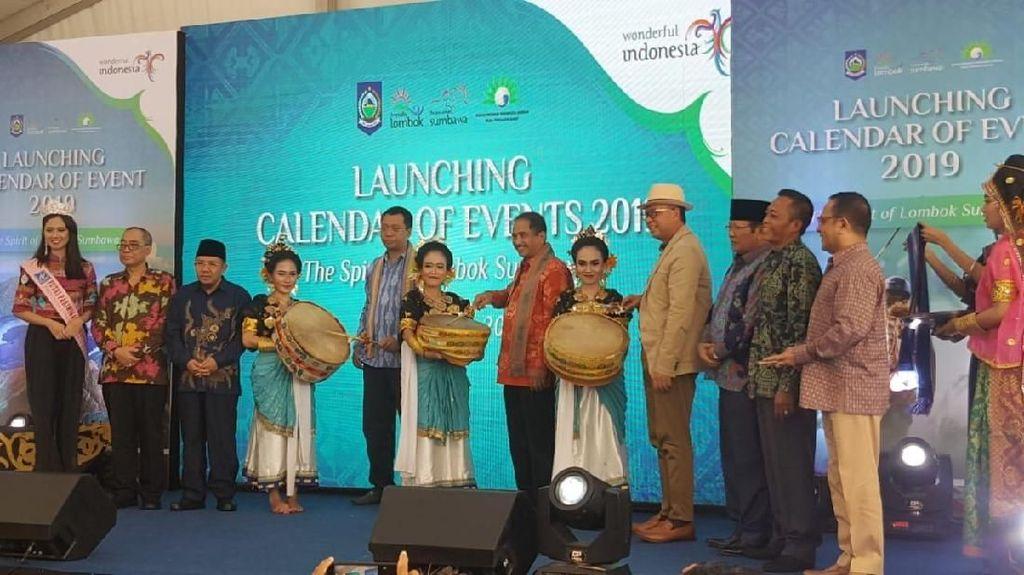 Launching Perdana CoE 2019, Kemenpar Bakal Subsidi Rp 1 M untuk NTB
