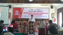 Gelar Refleksi Akhir Tahun, PGK Soroti Keberhasilan Pemerintah