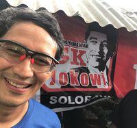 Sandiaga Ucapkan Terima Kasih kepada Jokowi, Ada Apa?
