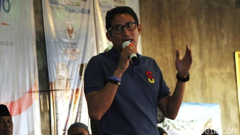 Jelang Debat Capres Perdana, Prabowo-Sandiaga Minta Arahan SBY