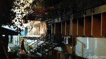Kebakaran Gedung Sekolah Arsitektur ITB, Arsip Penting Hangus