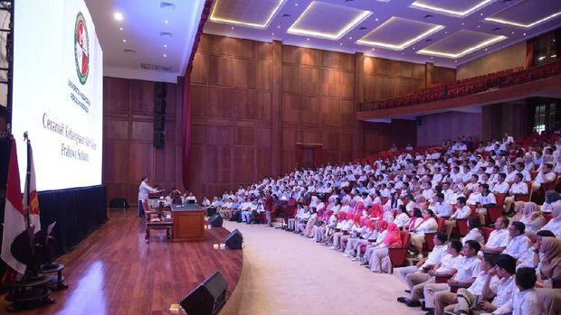 Jika Jadi Presiden, Prabowo Siap Ganti Arah Pembangunan RI