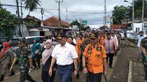 Luhut Apresiasi Basarnas dalam Tangani Tsunami Selat Sunda