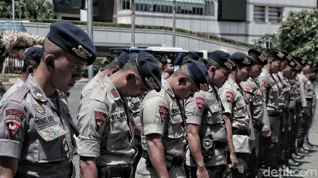 Polda Metro Jaya Perketat Pengamanan Tahun Baru di Ancol