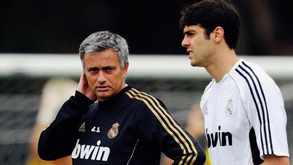 2 Masalah Kaka di Real Madrid: Cedera dan Mourinho