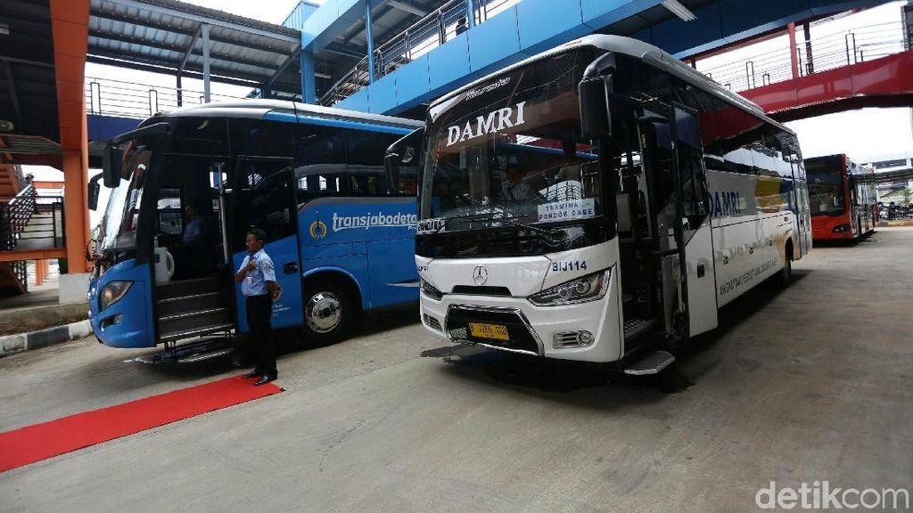 Kemenhub Siapkan 38 Terminal Bus Jadi Sekelas Bandara