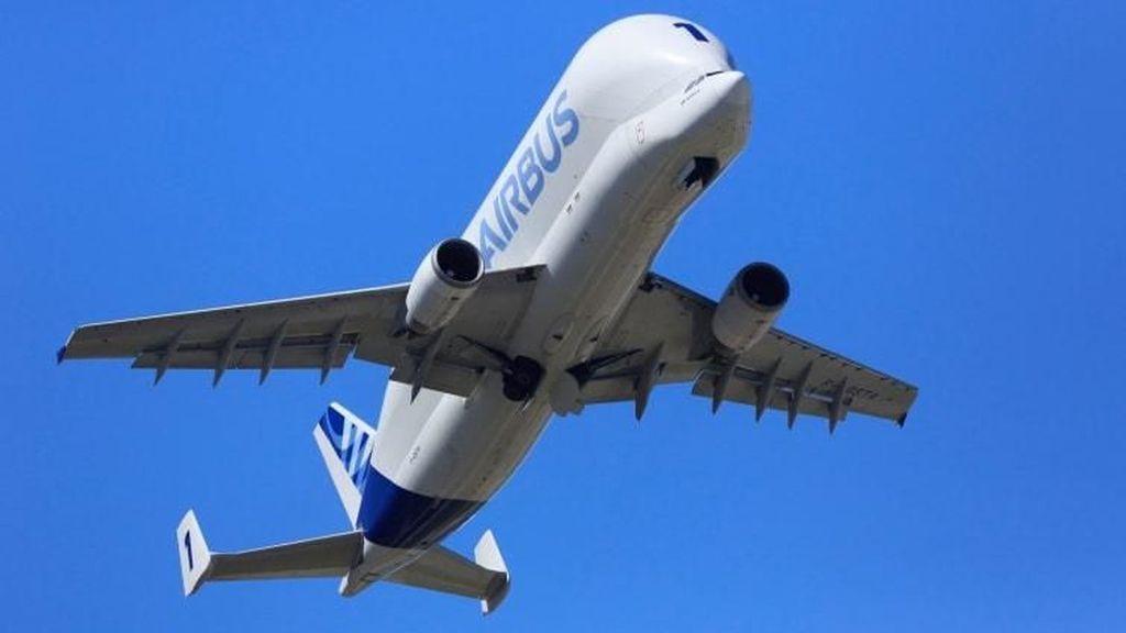 April, Airbus Umumkan Rencana Investasi di Indonesia