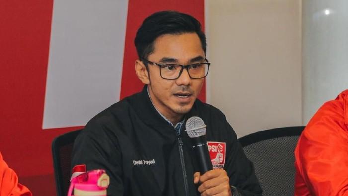 Jubir PSI, Dedek Prayudi (Dok Istimewa)