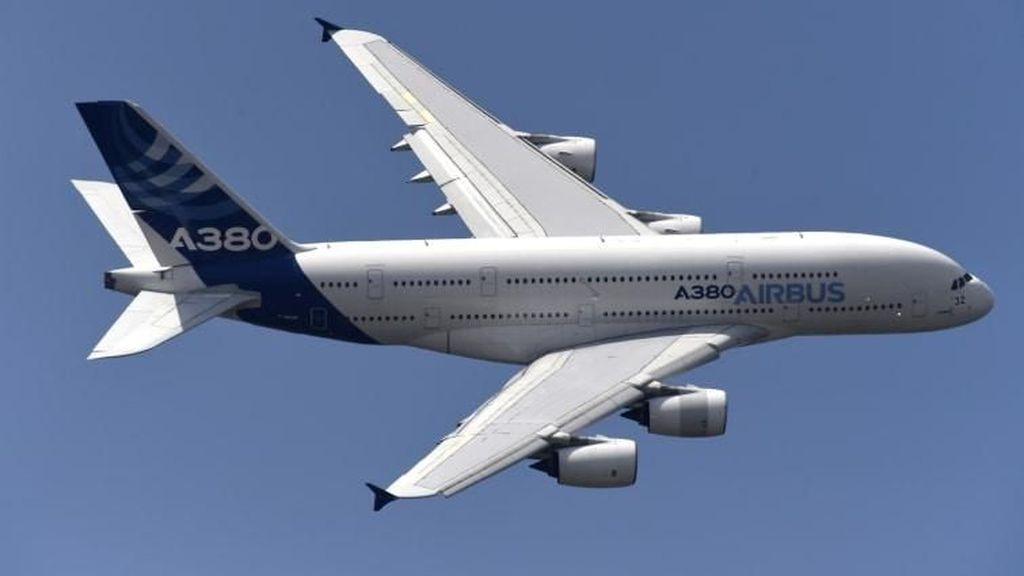 Airbus Setop Produksi Pesawat Raksasa