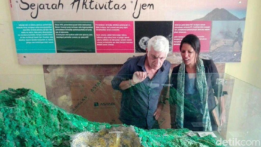 Bersiap Jadi Geopark, Banyuwangi Dikunjungi UNESCO