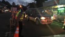 Kakorlantas: 60 Ribu Kendaraan Sudah Masuk Kawasan Puncak Sejak Kemarin