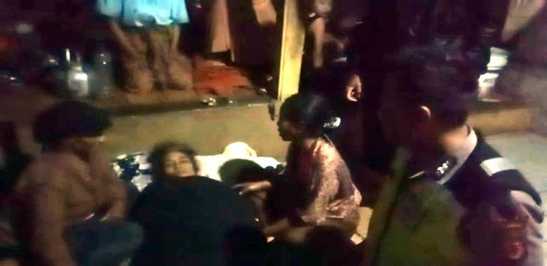 Longsor Timbun Kampung Adat Sukabumi, Sejumlah Warga Dievakuasi