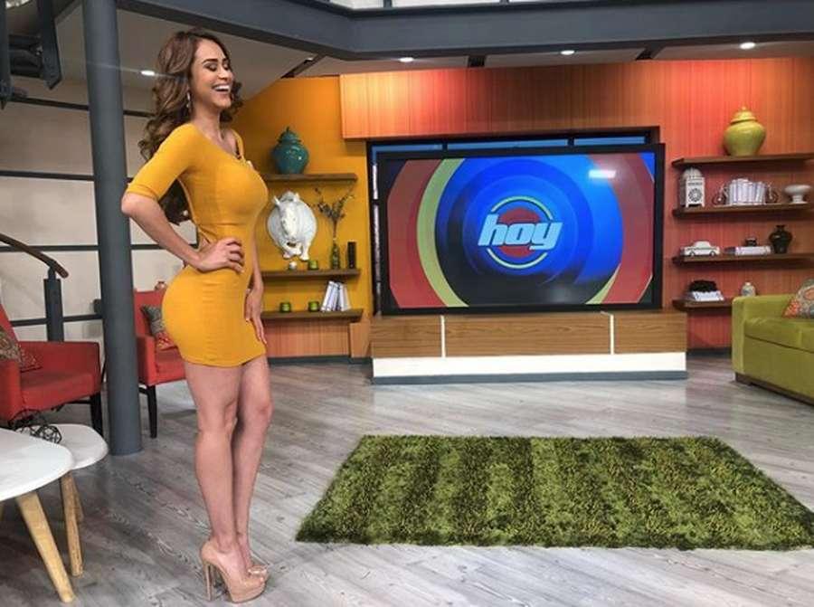 Yanet Garcia, Presenter Paling Seksi di Tahun 2018