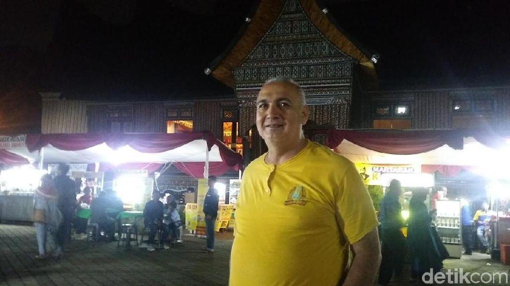 Wisman Sampai Traveler Lokal Ramaikan Tahun Baru di TMII