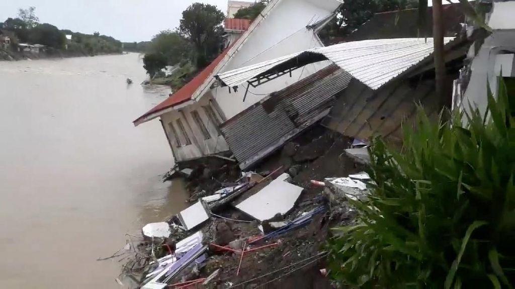 Picu Longsor dan Banjir, Badai Usman Tewaskan 22 Orang di Filipina