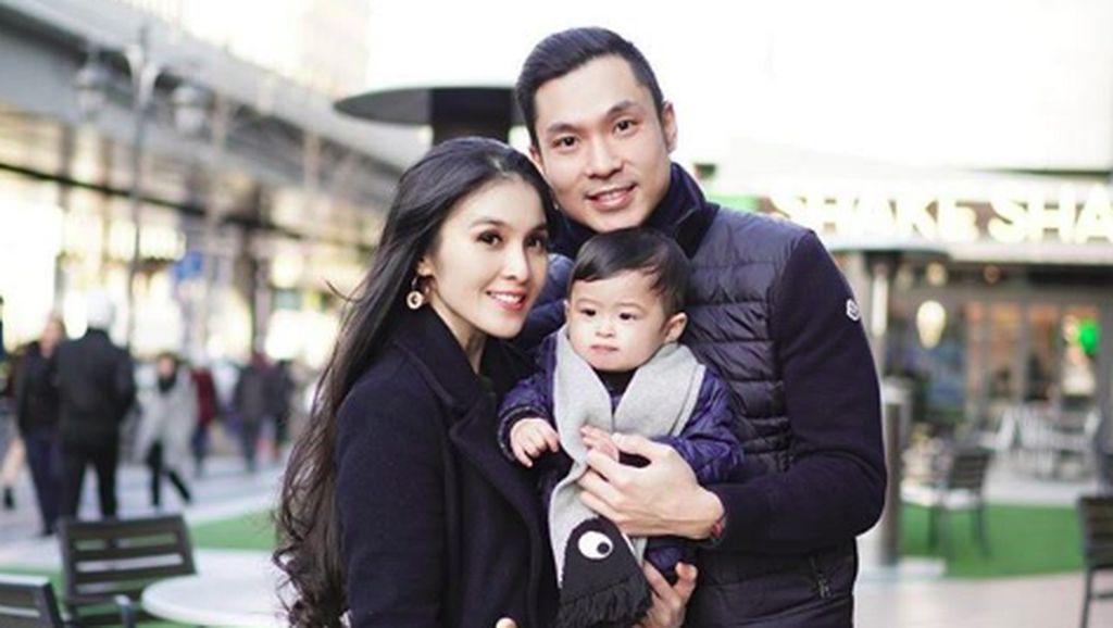 Tips Simpel Sandra Dewi Kembali Langsing Setelah Melahirkan