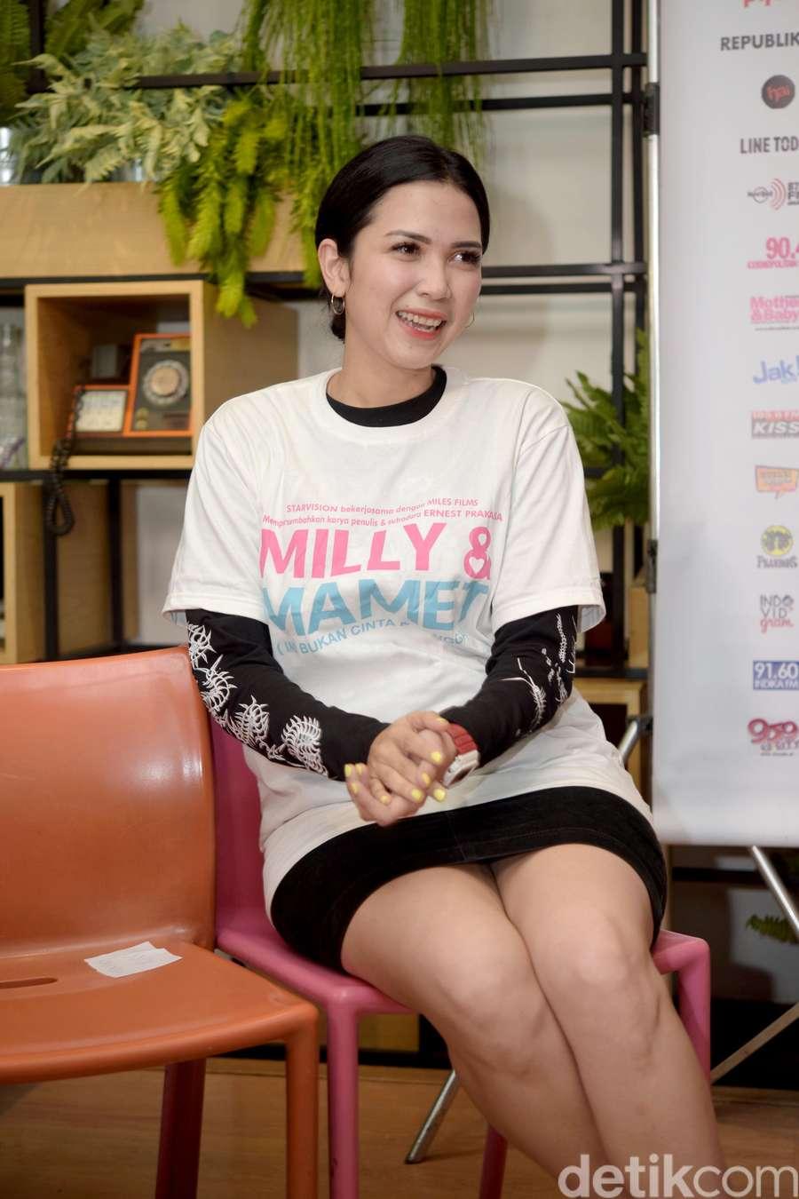 Milly & Mamet Tembus 1 Juta, Dinda Kanya Dewi Happy Banget