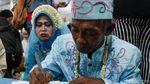 Ratusan Pasangan Ikuti Nikah Massal Jelang Tahun Baru