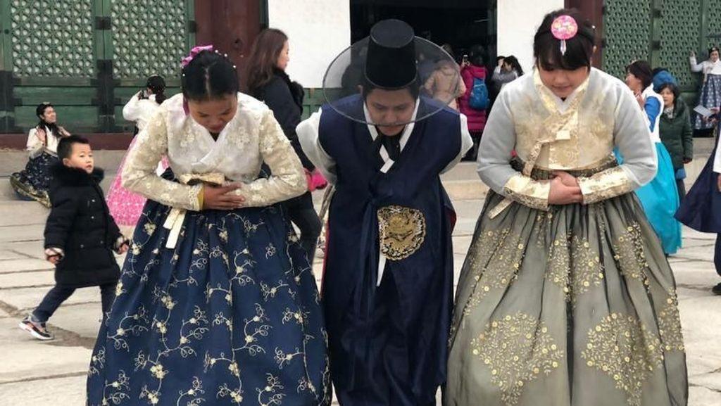 Serunya Liburan Musim Dingin di Korea