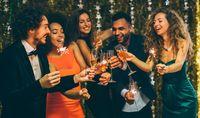 Begini Awal Mula Tradisi 'Cheers' Champagne Saat Pesta Tahun Baru