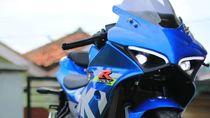 Suzuki GSX-R150 ala Ducati Panigale