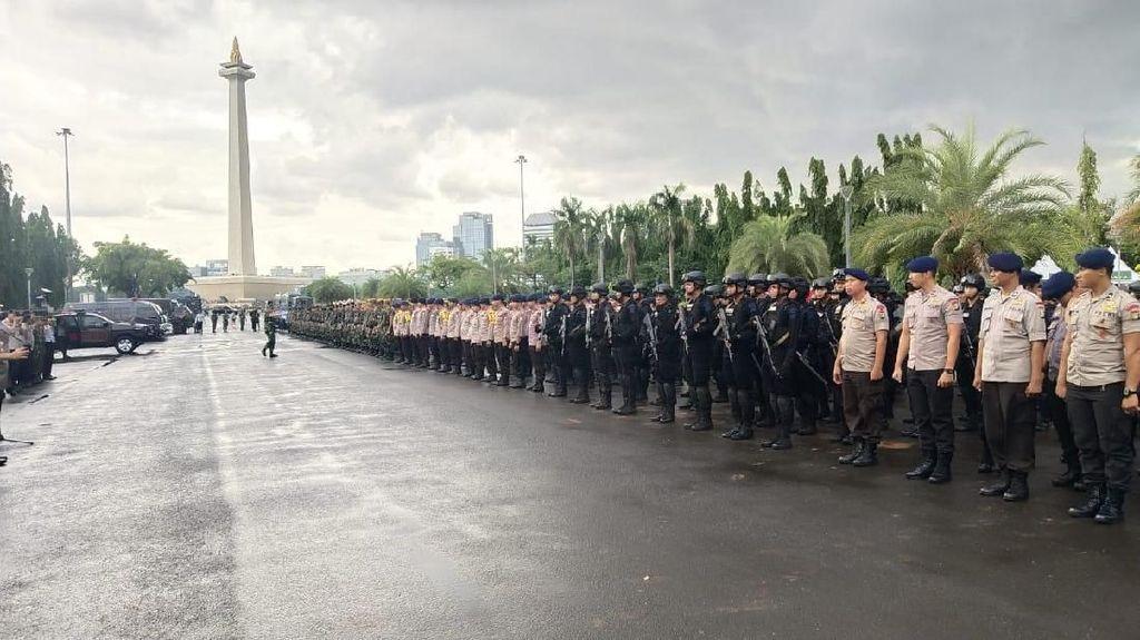 Munajat 212 Kantongi Izin, Polisi Siapkan 12 Ribu Personel Pengamanan