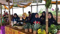 Baru Soft Launching, Pasar Puri Bambu Langsung Diserbu Pengunjung
