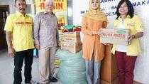 Sido Muncul Beri Bantuan Senilai Rp 185 Juta untuk Korban Tsunami