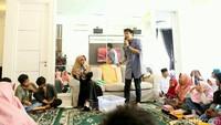 Ria Ricis saat ditemui di kediamannya di kawasan Kebagusan, Jakarta Selatan pada akhir pekan lalu.Pool/Ismail/detikFoto.