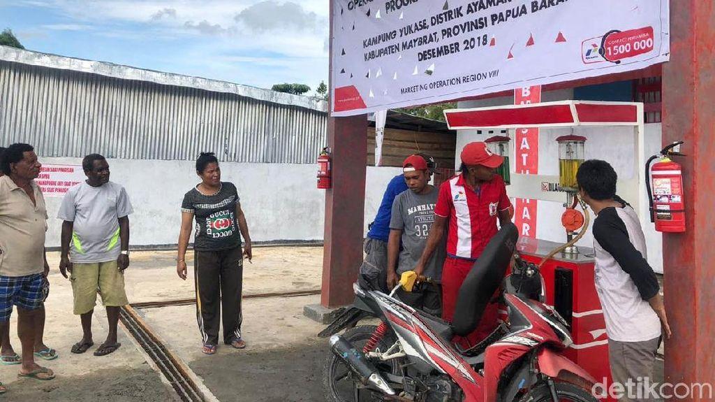 BBM Satu Harga Tembus 124 Titik, Terbanyak di Indonesia Timur