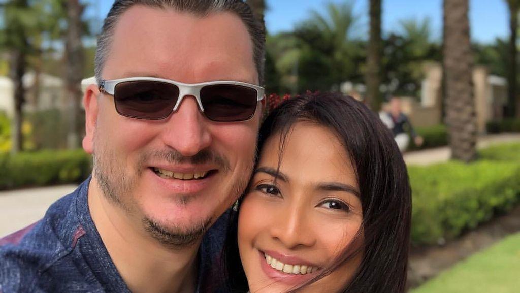 Senangnya Maudy Koesnaedi Disuguhi Masakan Spesial Ayah Mertua