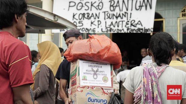 Dana Bencana Era Jokowi 'Kalah Telak' Dibandingkan SBY